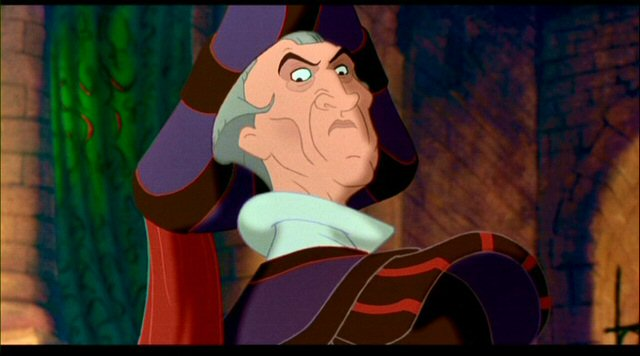 The New Rolly-Polly Deathmatch #1: The Darkest of Disney RPD2-1-Frollo